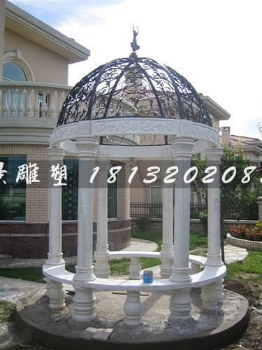 别墅欧式凉亭雕塑