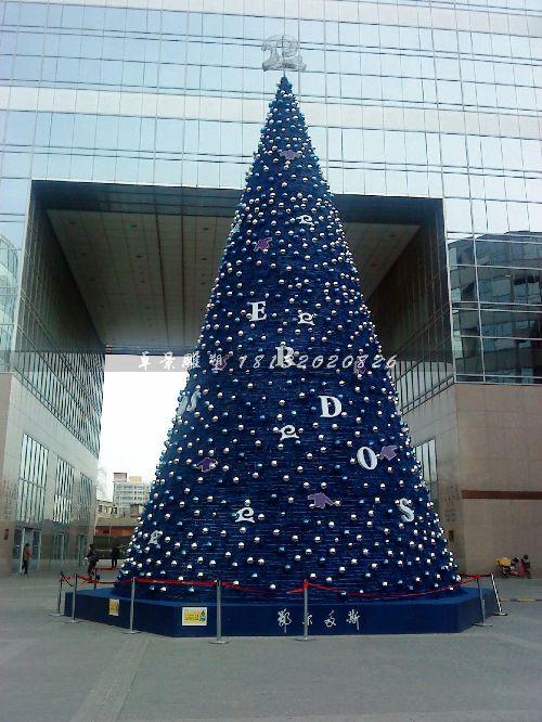 玻璃钢圣诞树