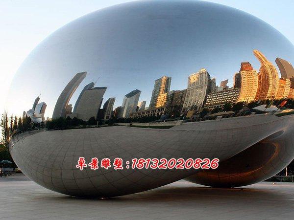 不锈钢城市异形雕塑,不锈钢城市雕塑