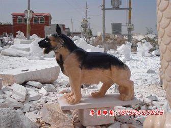 石狗雕塑石材狗雕塑