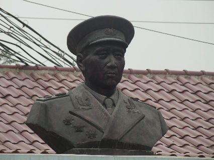 開國十大元帥銅雕像,偉人銅銅像