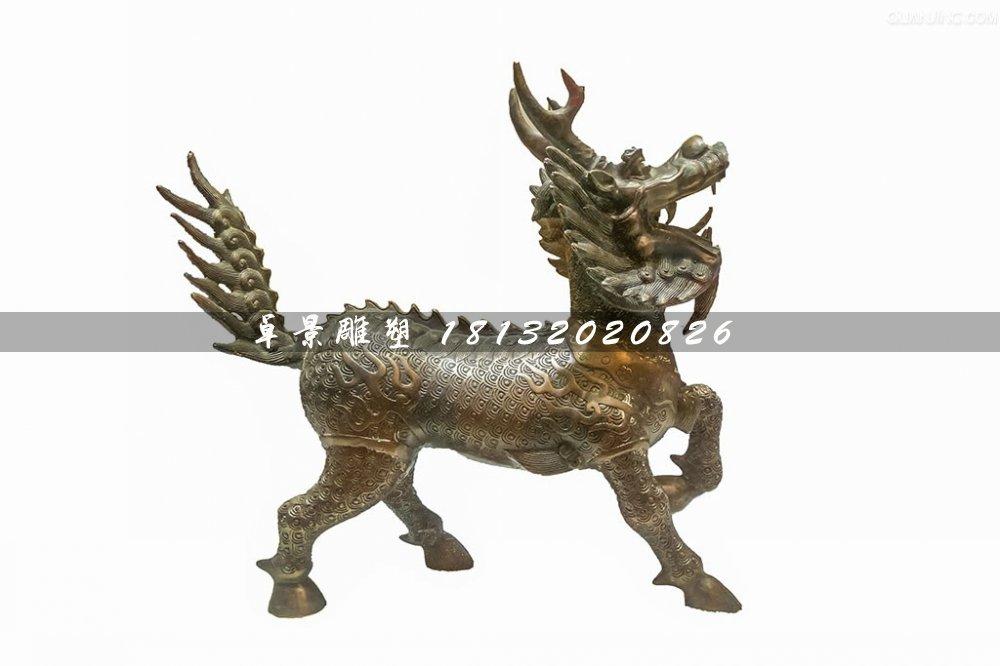 麒麟铜雕,广场神兽铜雕