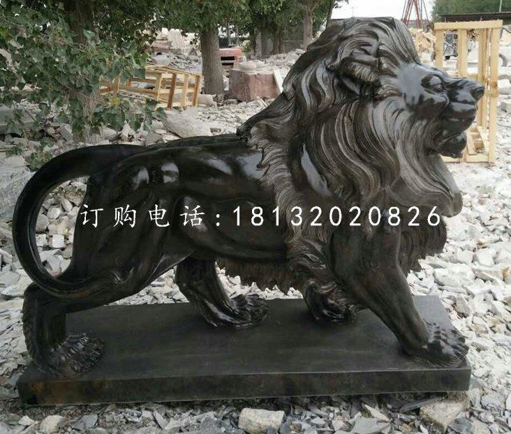 你知道关于石雕狮子的历史与摆放方法吗