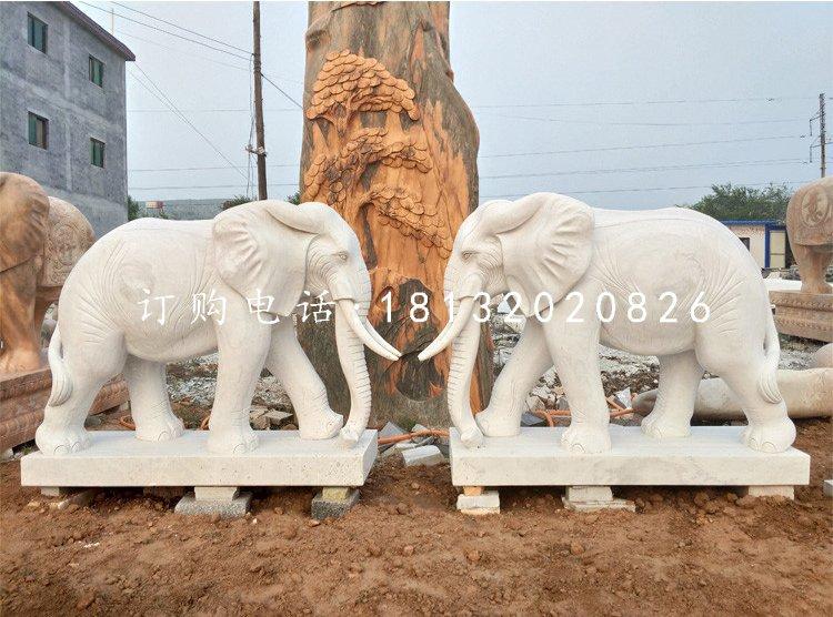 石雕大象的吉祥寓意是什么?