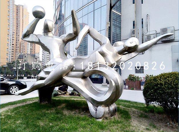 不锈钢雕塑怎么保养