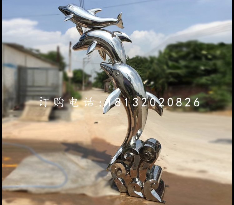 不锈钢雕塑的崛起历程