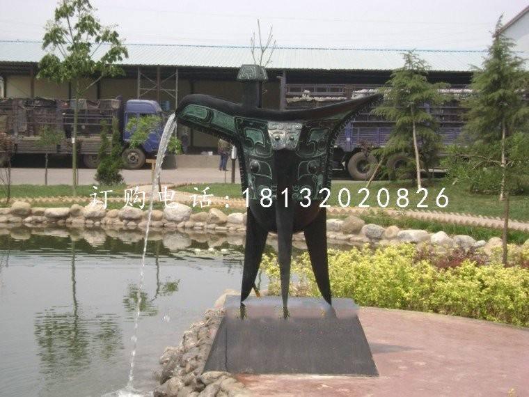 园林铜雕塑的分类及相关作用
