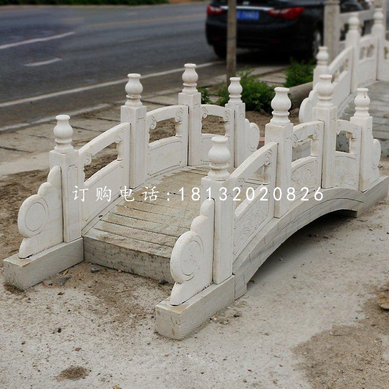 石拱桥,大理石桥雕塑
