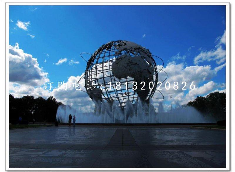 地球仪,不锈钢地球仪