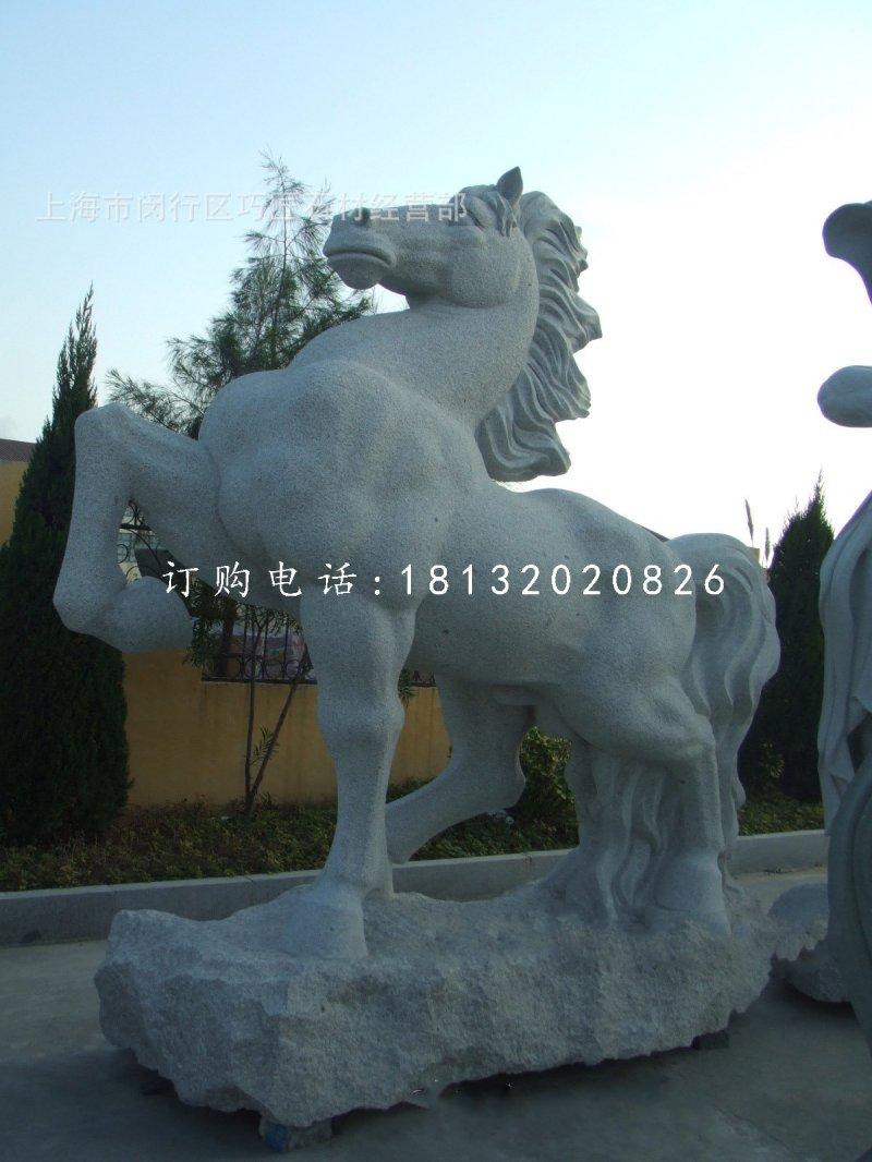 石雕马,广场动物石雕