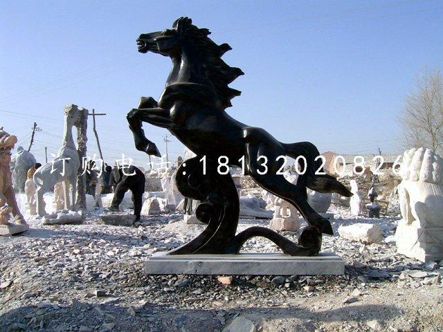 黑马石雕,广场黑马雕塑
