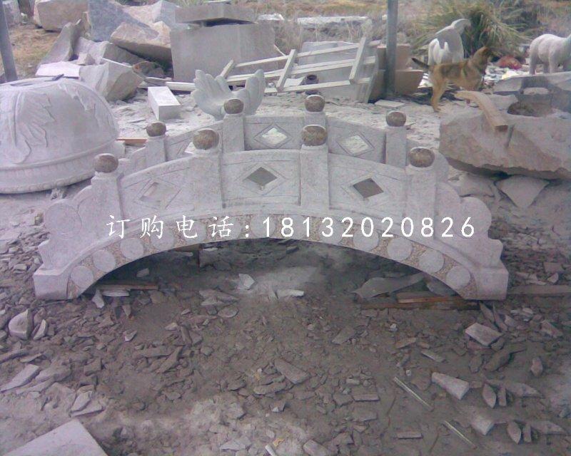 小桥石雕 大理石拱桥