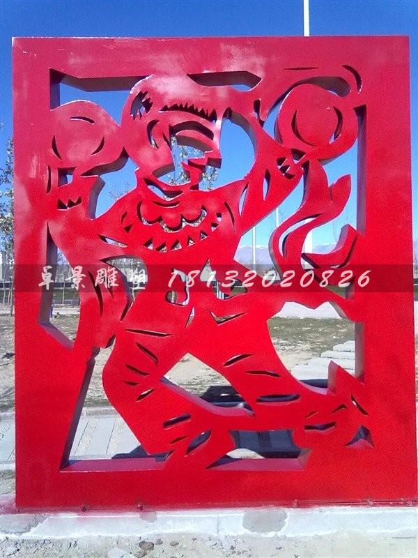 浅析不锈钢雕塑的三大元素设计理念