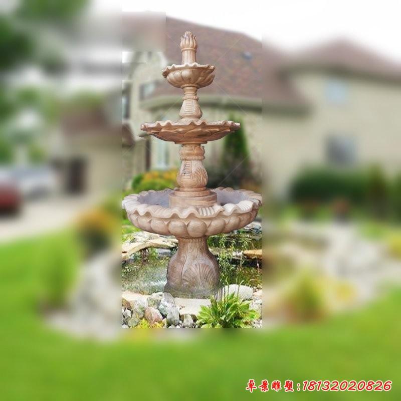 噴泉水景雕塑