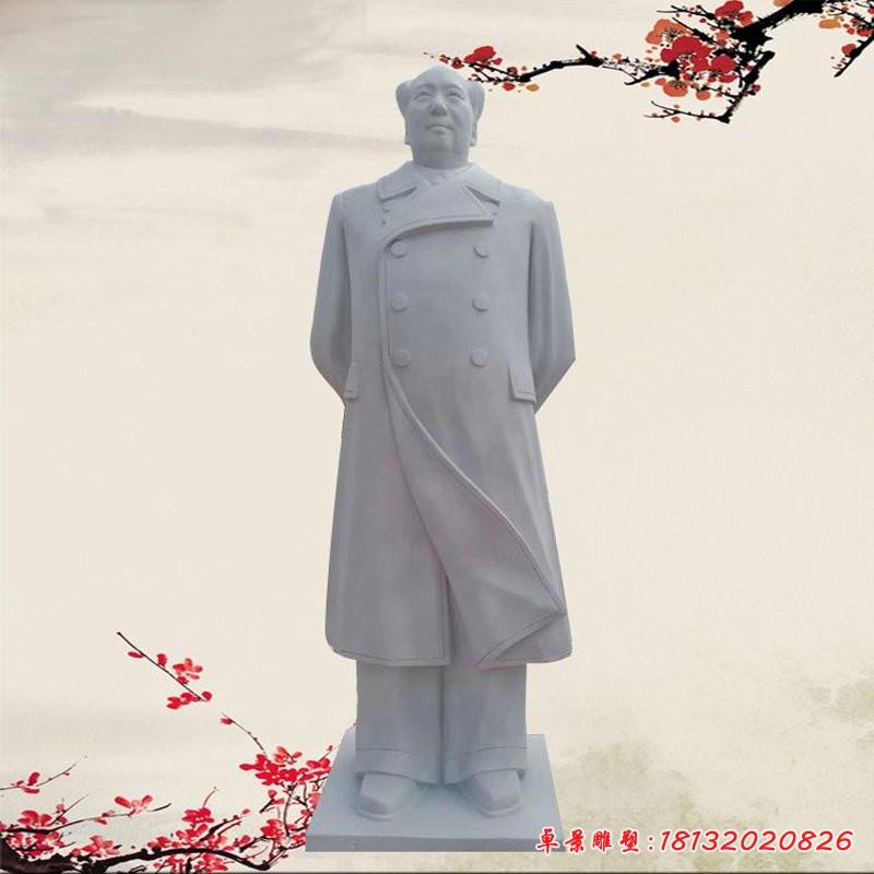 毛主席全身雕塑